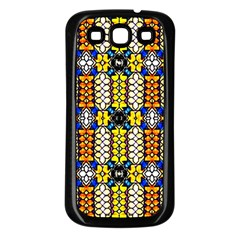 Turtle Samsung Galaxy S3 Back Case (black) by MRTACPANS