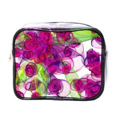 Violet Mini Toiletries Bags