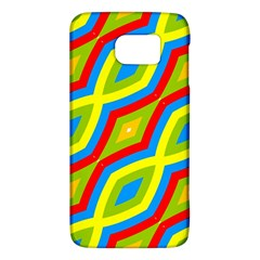Colorful Chains                    			samsung Galaxy S6 Hardshell Case by LalyLauraFLM