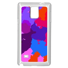 Spots                     			samsung Galaxy Note 4 Case (white) by LalyLauraFLM