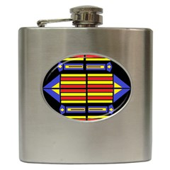 Flair One Hip Flask (6 Oz) by MRTACPANS