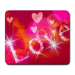 Love Large Mousepads by SugaPlumsEmporium