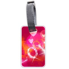 Love Luggage Tags (two Sides) by SugaPlumsEmporium