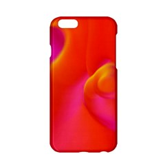 Orange Cream Apple Iphone 6/6s Hardshell Case