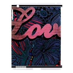 Love! Apple Ipad 3/4 Hardshell Case (compatible With Smart Cover) by SugaPlumsEmporium
