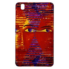 Conundrum Iii, Abstract Purple & Orange Goddess Samsung Galaxy Tab Pro 8 4 Hardshell Case by DianeClancy