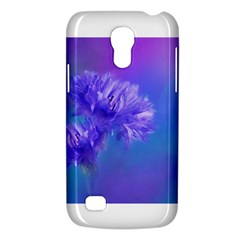 Purple Cornflower Floral  Galaxy S4 Mini by yoursparklingshop