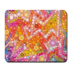 Sunshine Bubbles Large Mousepads by KirstenStar