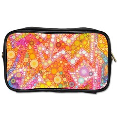 Sunshine Bubbles Toiletries Bags