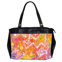Sunshine Bubbles Office Handbags (2 Sides)  by KirstenStar