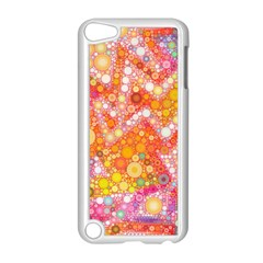 Sunshine Bubbles Apple Ipod Touch 5 Case (white) by KirstenStar