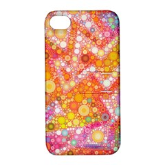 Sunshine Bubbles Apple Iphone 4/4s Hardshell Case With Stand by KirstenStar