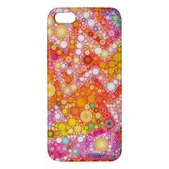 Sunshine Bubbles Apple Iphone 5 Premium Hardshell Case by KirstenStar