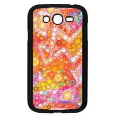 Sunshine Bubbles Samsung Galaxy Grand Duos I9082 Case (black) by KirstenStar