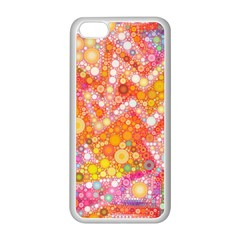 Sunshine Bubbles Apple Iphone 5c Seamless Case (white) by KirstenStar