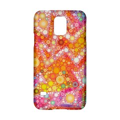 Sunshine Bubbles Samsung Galaxy S5 Hardshell Case  by KirstenStar