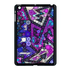 Hipster Bubbes Apple Ipad Mini Case (black) by KirstenStar