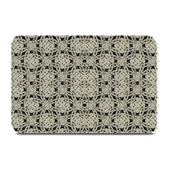 Interlace Arabesque Pattern Plate Mats by dflcprints