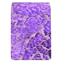 Festive Chic Purple Stone Glitter  Flap Covers (l)  by yoursparklingshop