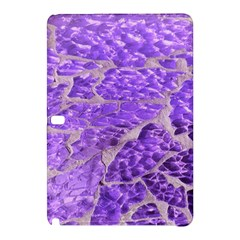 Festive Chic Purple Stone Glitter  Samsung Galaxy Tab Pro 10 1 Hardshell Case by yoursparklingshop