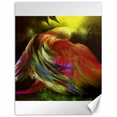 Hug Of Birds Canvas 18  X 24   by TastefulDesigns