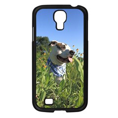 Pit Bull T Bone Samsung Galaxy S4 I9500/ I9505 Case (black)