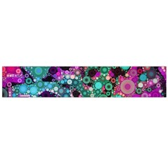 Bubble Chaos Flano Scarf (large) by KirstenStar
