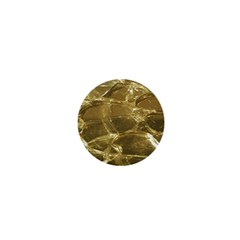 Gold Bar Golden Chic Festive Sparkling Gold  1  Mini Buttons by yoursparklingshop