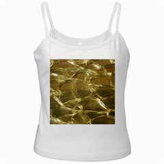 Gold Bar Golden Chic Festive Sparkling Gold  Ladies Camisoles by yoursparklingshop