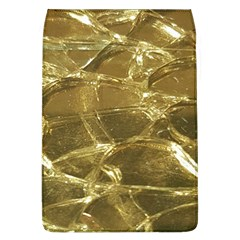 Gold Bar Golden Chic Festive Sparkling Gold  Flap Covers (l)  by yoursparklingshop