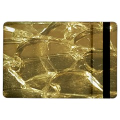 Gold Bar Golden Chic Festive Sparkling Gold  Ipad Air 2 Flip by yoursparklingshop