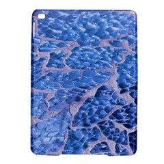Festive Chic Light Blue Glitter Shiny Glamour Sparkles Ipad Air 2 Hardshell Cases by yoursparklingshop