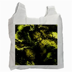 Amazing Fractal 24 Recycle Bag (one Side) by Fractalworld