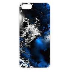 Amazing Fractal 26 Apple Iphone 5 Seamless Case (white) by Fractalworld