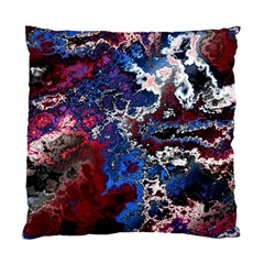 Amazing Fractal 28 Standard Cushion Case (one Side) by Fractalworld