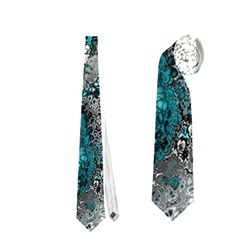 Fractal 30 Neckties (one Side)  by Fractalworld