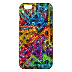 Color Play In Bubbles Iphone 6 Plus/6s Plus Tpu Case by KirstenStar