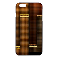 Metallic Geometric Abstract Urban Industrial Futuristic Modern Digital Art Iphone 6 Plus/6s Plus Tpu Case by CrypticFragmentsDesign