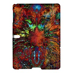 Boho Bohemian Hippie Floral Abstract Samsung Galaxy Tab S (10 5 ) Hardshell Case  by CrypticFragmentsDesign