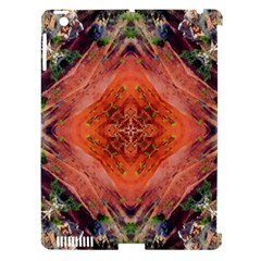 Boho Bohemian Hippie Floral Abstract Faded  Apple Ipad 3/4 Hardshell Case (compatible With Smart Cover) by CrypticFragmentsDesign
