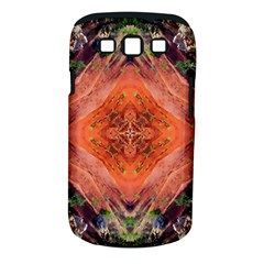 Boho Bohemian Hippie Floral Abstract Faded  Samsung Galaxy S Iii Classic Hardshell Case (pc+silicone) by CrypticFragmentsDesign
