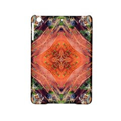 Boho Bohemian Hippie Floral Abstract Faded  Ipad Mini 2 Hardshell Cases by CrypticFragmentsDesign