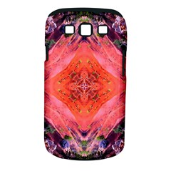 Boho Bohemian Hippie Retro Tie Dye Summer Flower Garden Design Samsung Galaxy S Iii Classic Hardshell Case (pc+silicone) by CrypticFragmentsDesign