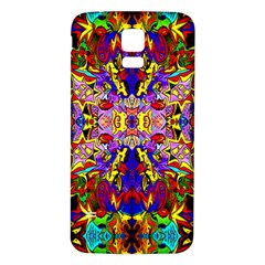 Psycho Auction Samsung Galaxy S5 Back Case (white) by MRTACPANS