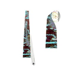 Urban Graffiti Grunge Look Neckties (two Side)  by CrypticFragmentsDesign
