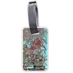 Urban Graffiti Grunge Look Luggage Tags (one Side)  by CrypticFragmentsDesign