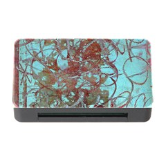 Urban Graffiti Grunge Look Memory Card Reader With Cf by CrypticFragmentsDesign