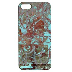 Urban Graffiti Grunge Look Apple Iphone 5 Hardshell Case With Stand by CrypticFragmentsDesign