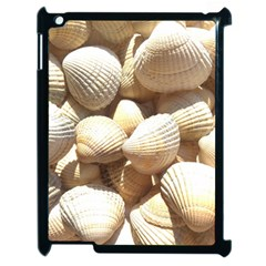 Tropical Exotic Sea Shells Apple Ipad 2 Case (black) by yoursparklingshop