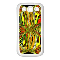 Magic Word Samsung Galaxy S3 Back Case (white) by MRTACPANS